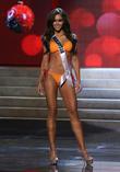 Kimberley Leggett and Miss Malaysia