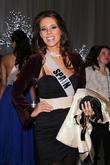 Miss Spain Andrea Huisgen