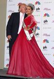 Donald Trump, Miss Universe, Olivia Culpo and Miss Usa