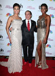 Logan West, Miss Teen, Farouk Shami, Leila Lopes and Planet Hollywood