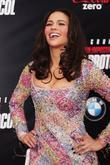Paula Patton and Ziegfeld Theatre