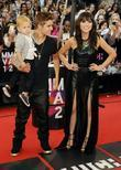 Justin Bieber and Carly Rae Jepsen