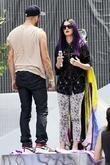 katy perry saturday s rehearsal for the 2012 mmva s