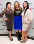 Karen Gravano, Love Majewski and Ramona Rizzo