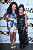 Kanya King and Nancy Dell'Olio The 2012 MOBO...