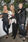 Joanna Krupa, Lisa Gastineau and Guest