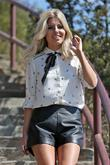 Mollie King, The Saturdays, Hollywood Hills