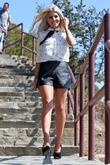 Mollie King, The Saturdays, Hollywood Hills