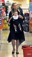 Molly Sims, Brooks Alan Stuber and West Hollywood
