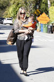 Molly Sims and Brooks Alan Stuber