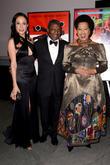 Eboni Gates, Noel Hankin and Sherry Bronfman