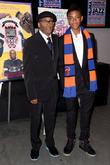 Spike Lee and Jackson Lee