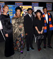 Tonya Lewis Lee, Sherry Bronfman, Spike Lee, Satchel Lee, Jackson Lee