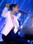 Alicia Keys Monster CES Party at Paris Ballroom...