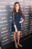 Meghan Markle attend the USA Network's and The...