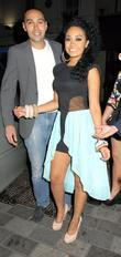 Leigh-Anne Pinnock Celebrities outside Movida nightclub London, England