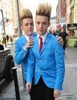 Jedward and Grimes