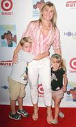 Alison Sweeney & family at the 3rd Annual...