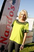 Lydia Rose Bright aka Lydia Bright at Nando's...