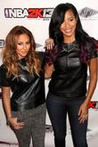 Adrienne Bailon and Guest 'NBA 2K13' Launch at...