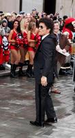 Bruno Mars, Toyota Concert Series and New York City