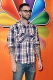 Adam Levine  2012 NBC Upfront Presentation at...