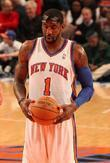 Amar'e Stoudemire New York Knicks Vs Sacramento Kings...