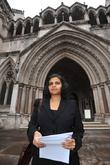 Solicitor Shubhaa Srinivasan, Debi Allbutt, Daniel Twiddy, Andy Julien, Royal Courts, Justice, British and Iraq