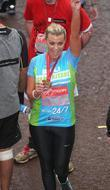 Billi Mucklow The 2012 Virgin London Marathon London,...