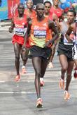 Wilson Kipsang The 2012 Virgin London Marathon London,...