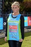 Billi Mucklow The 2012 Virgin London Marathon -...