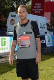 Calum Best The 2012 Virgin London Marathon -...