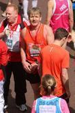 Gordon Ramsay The 2012 Virgin London Marathon London,...