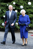 The Queen, Cabinet Ministers, Downing Street and George Iii