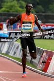 David Rudisha The 2012 Samsung Diamond League at...