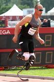 Oscar Pistorius The 2012 Samsung Diamond League at...