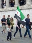Syria and Trafalgar Square
