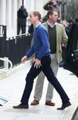 Prince William, The Duke, Cambridge, King Edward, Hospital, Kate Middleton, Duchess and Monday