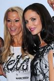 Susan Johnson and Georgina Chapman