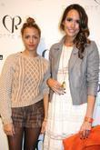 Charlotte Ronson and Louise Roe