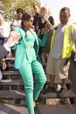 Jennifer Hudson and New York Fashion Week