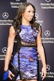 Allyson Felix  Mercedes-Benz New York Fashion Week...