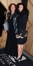 Hayley Tamaddon and Sarah Cawood