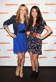 Halston Sage and Samantha Boscarino