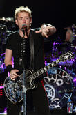 Nickelback Performing At The Rod Laver...