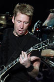 nickelback performing at the rod laver arena in mel