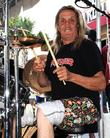 Nicko Mcbrain Of Iron Maiden Performs...