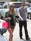 Nicky Hilton and a male companion leave Malibu...