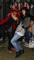 A and Nicole Scherzinger