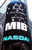 Atmosphere Photocall at the NASDAQ MarketSite in Times...